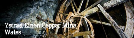 Ystrad Einon Copper Mine