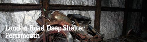 London Road Deep Shelter, Portsmouth