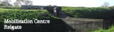 Reigate Mobilisation Centre, Reigate