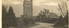 Graylingwell Entrance