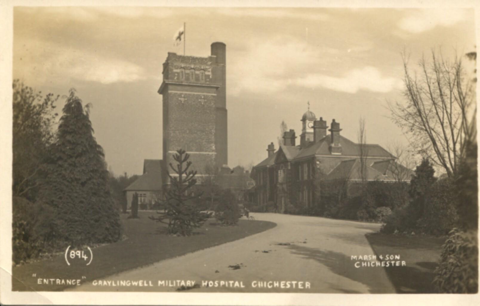 Graylingwell Hospital
