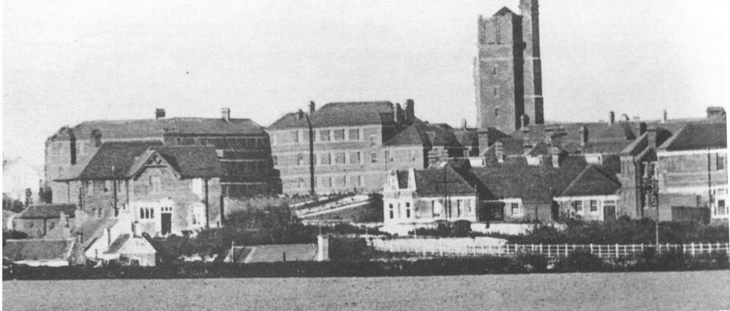 Hellingly Hospital Railway – TheTimeChamber