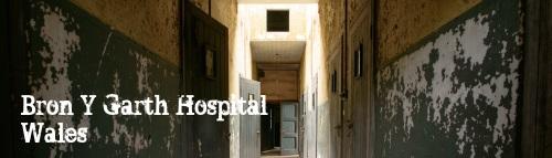 Bron Y Garth Hospital Casual Ward, Penrhyndeudraeth