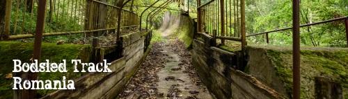 Sinaia Bobsleigh / Skeleton Track, Prahova County, Romania